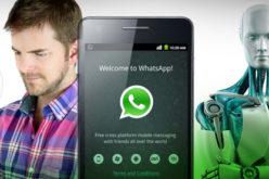 Falso mensaje de WhatsApp descarga Zeus