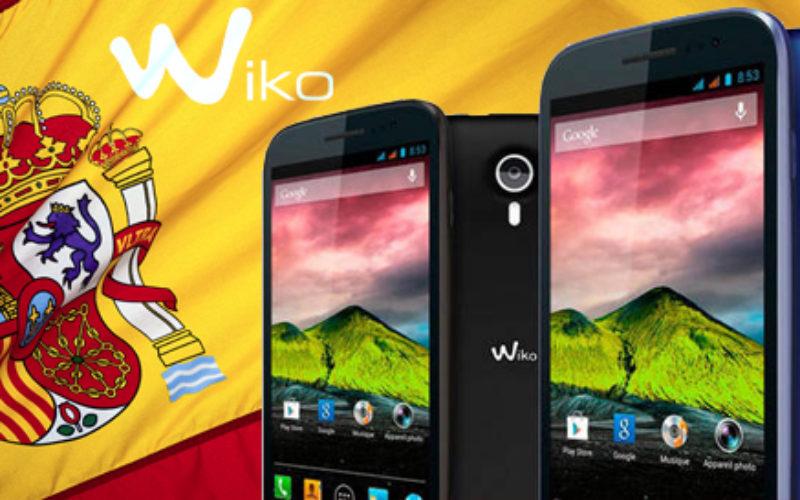Wiko llega a Espana: smartphones a precios imbatibles