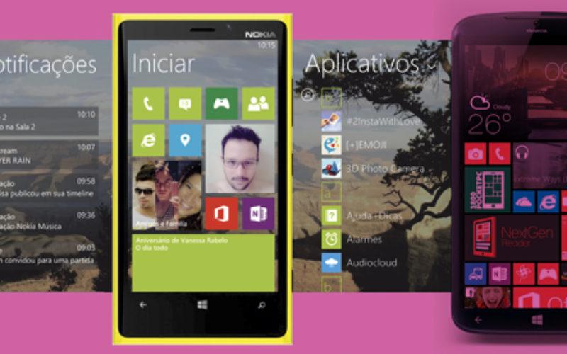 Windows Phone 8.1: nuevo diseno y notificaciones