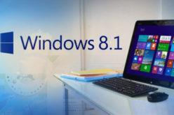 Windows 8.1 estara disponible a mediados de octubre