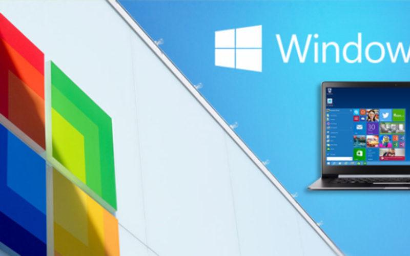 Usuarios de Windows 7 y 8.1 podran actualizar a Windows 10