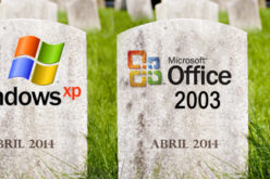 Abril: fin de Windows XP y Office 2003