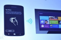 Con WindowsPhone es posible compartir archivos de gran tamano