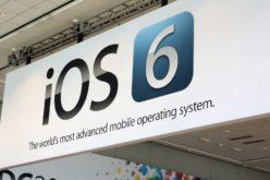 iOS 6, el nuevo sistema operativo movil de Apple
