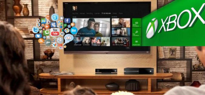 Microsoft se enfoca en el entretenimiento social con la Xbox One