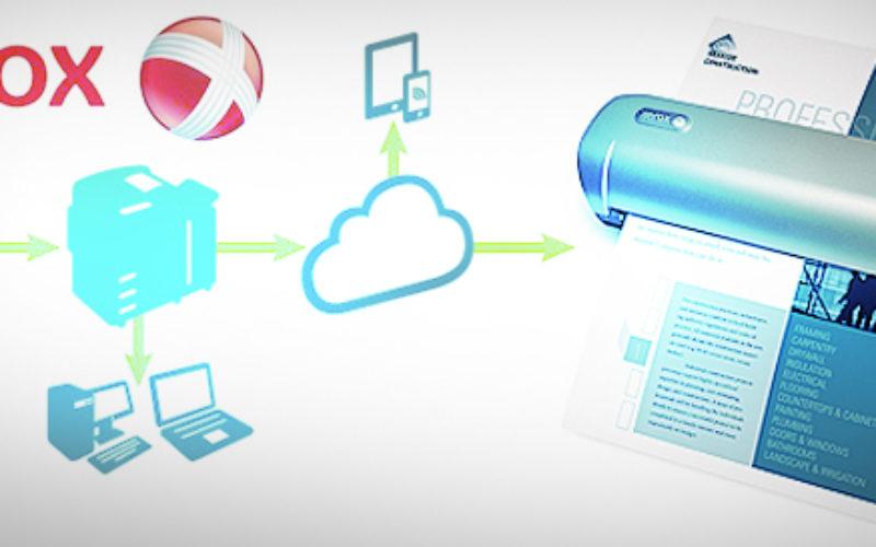 El nuevo Xerox Mobile Scanner permite escanear y compartir archivos en PDF