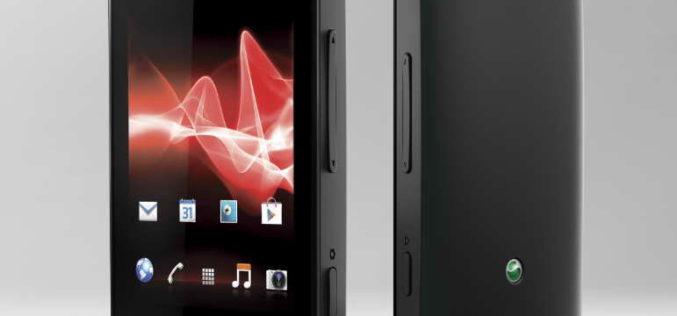 Sony Mobile Communications presenta el Xperia U