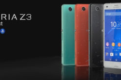 Xperia Z3 Compact disponible en Mexico