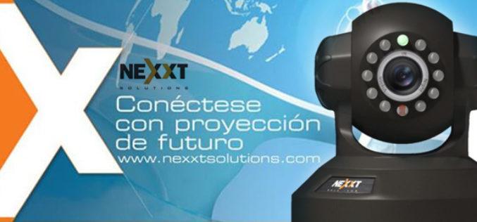 Nexxt Solutions se complace en anunciar su nueva linea de camaras IP