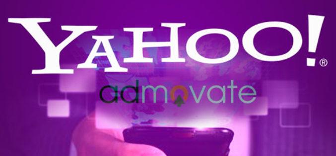 Yahoo! compra la startup de publicidad movil AdMovate