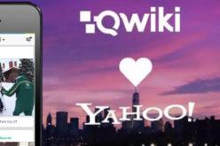 Yahoo! se suma al video movil con la compra de Qwiki