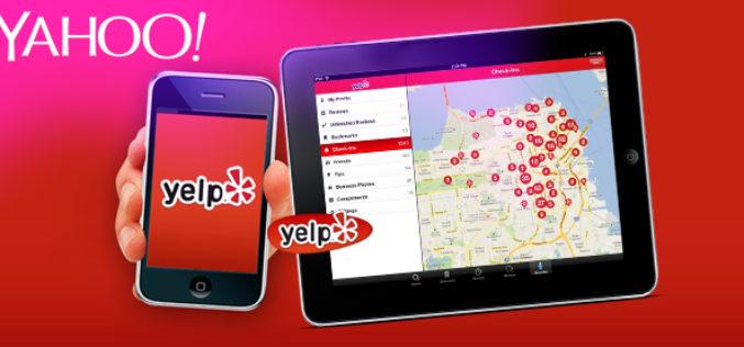 Yahoo! llega a acuerdo con Yelp
