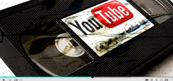 YouTube celebrates VHS turning 57 by adding 'Tape Mode' to select videos