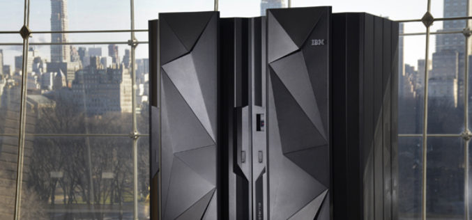 IBM lanza z13 Mainframe