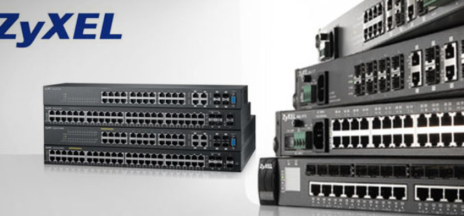 ZyXEL unifica las redes con nuevos Switches