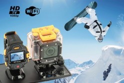 HP ActionCam y Car Camcorder