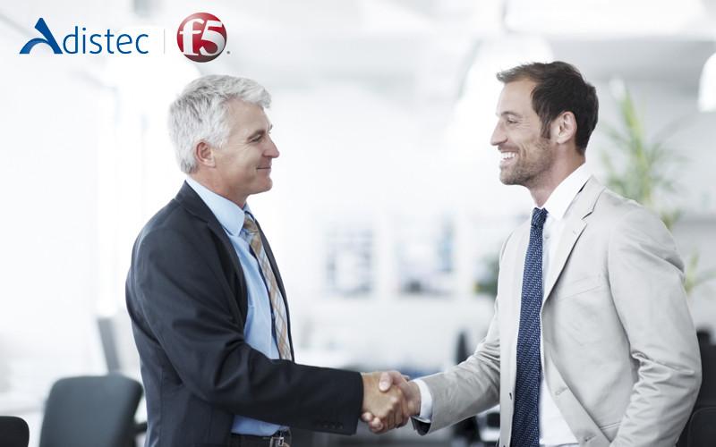 Adistec y F5 se unen para proveer más y mejores servicios
