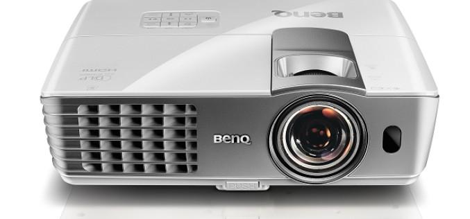Descubre el proyector para sala de estar BenQ W1080ST +