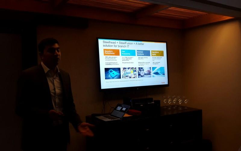 Riverbend presenta soluciones de la mano de Adistec