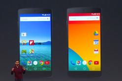 Android viene fuerte con el lanzamiento del Android L