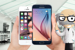 Galaxy S6 una potencia sobre iPhone
