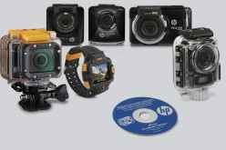 HP ActionCam& Car Camcorder