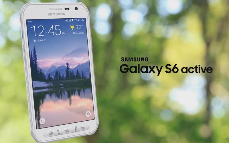 Samsung lanza al mercado el Galaxy S6 Active