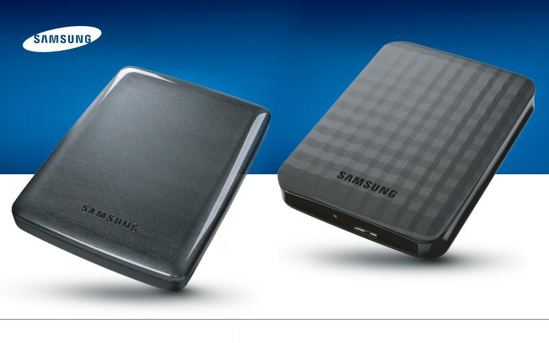 Samsung HDD anuncia el disco duro externo portable de 4TB más delgado y liviano del mundo