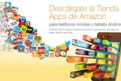 Amazon lanza las aplicaciones móviles