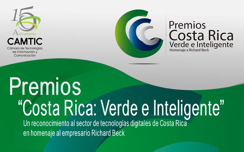 CAMTIC invita  empresas TIC a participar en la II edición de los premios Costa Rica