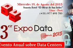 Expo Data Perú 2015