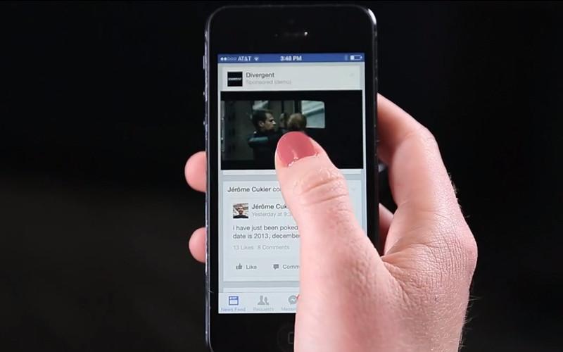 Facebook prueba la manera para que veas más videos