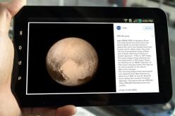 El primer plano de Plutón, directo a Instagram
