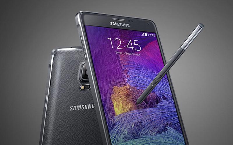 El Samsung Galaxy note 5 ofrecerá mejores sistemas de seguridad