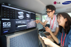 Samsung y LG se unen para desarrollar tecnología 5G