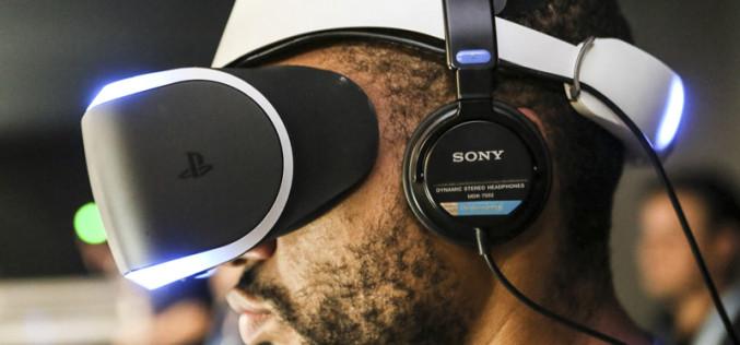 Lo nuevo de Sony: Project Morpheus