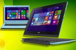 Acer descarga la segunda  mitad del año con un despliegue de color