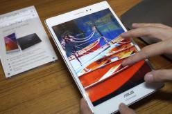 Asus ZenPad S 8.0, tablet de 8 pulgadas con diseño muy fino