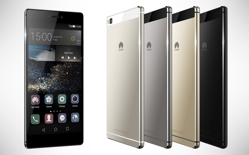 Huawei lanza en Colombia su smartphone insignia: P8