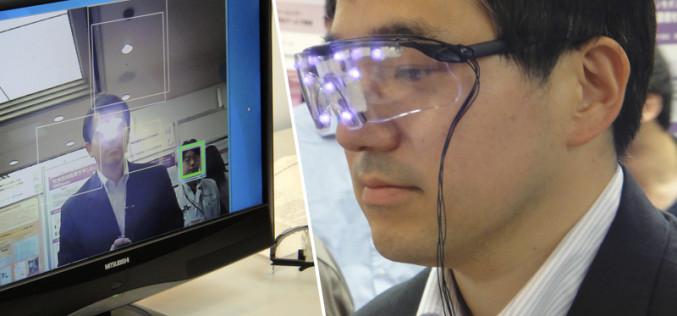 Crean los lentes para no ser reconocidos en las cámaras