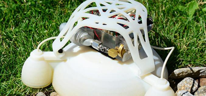 La impresión 3D crea sus primeros robots blandos