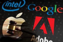 Apple, Google, Intel y Adobe pagarán 415 millones de dólares por una demanda