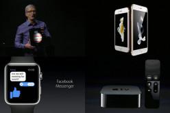 Apple presentó el iPhone 6S, además de una nueva tableta y otro Apple TV