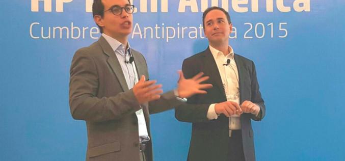 HP realiza Cumbre de Antipiratería en México