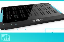 MyDot:  dispositivo para traducir textos digitales al sistema Braille