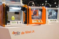 XYZprinting toma liderazgo en envíos de impresoras 3D
