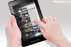 Nueva tablet Y400 de Positivo BGH