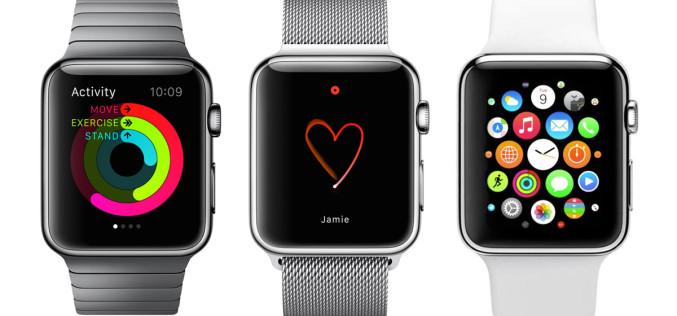Apple lanza su Apple Watch y muchos se apresuran a formar parte de del nuevo dispositivo