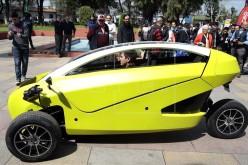 Sôki, el primer automóvil eléctrico chileno
