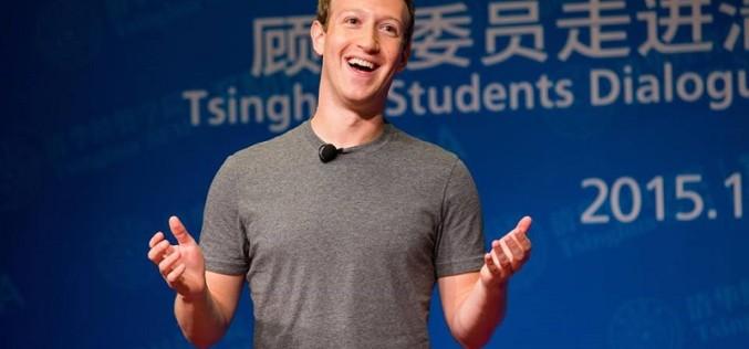 "Vea a Mark Zuckerberg hablando ""en perfecto"" mandarín (Video)"